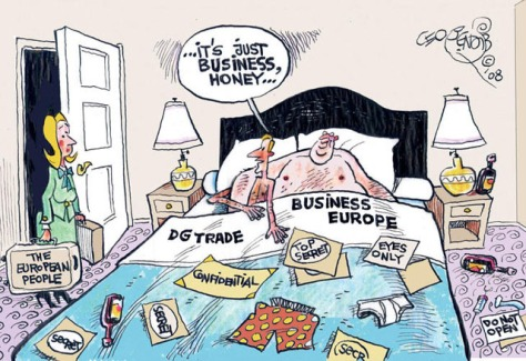 12cartoon-bed-with-business